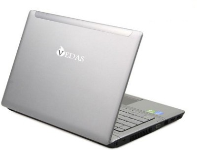 Vedas Wave Wave XI VW471010154 VW471010154 Core i7 (4nd Gen) - (16 GB DDR3/1 TB HDD/Windows 8/8 GB Graphics) Notebook (15.6 inch, SIlver Grey)