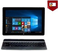 Micromax Canvas Wi-Fi LT666W LT666W Intel Atom Quad Core - (2 GB DDR3/32 GB EMMC HDD/Windows 10) 2 in 1 Laptop