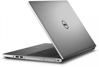 Dell Inspiron 5000 5558 5558i581t4gbW8SilM Core i5 - (8 GB DDR3/1 TB HDD/Windows 8.1/4 GB Graphics) Notebook (15.6 inch, SIlver Matt)