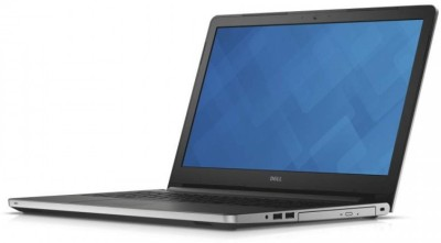 Dell Inspiron 5559 5559i581tb2gbw10SM Y566509HIN9SM Intel Core i5 (6th Gen) - (8 GB DDR3/1 TB HDD/Windows 10/2 GB Graphics) Notebook (15.6 inch, SIlver Matt)