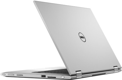 Dell Inspiron 7000 7359 Y562501HIN9 Intel Core i5 (6th Gen) - (8 GB DDR3/500 GB HDD/Windows 10) 2 in 1 Laptop (13.3 inch, SIlver)