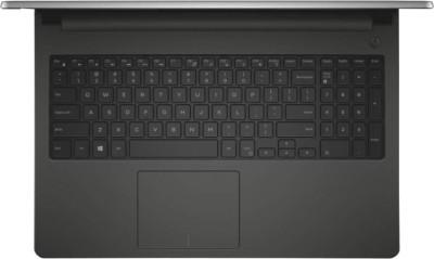 Dell Inspiron 5000 5558 5558i581t2gbW8SilM Core i5 (5th Gen) - (8 GB DDR3/1 TB HDD/Windows 8.1/2 GB Graphics) Notebook (15.6 inch, SIlver Matt)