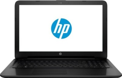 HP AC184TU AC SERIES AC184TU T0X61PA Intel Core i3 (5th Gen) - (4 GB DDR3/1 TB HDD/Free DOS/128 MB Graphics) Notebook (15.6 inch, Jack Black)