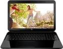 HP 15-r062tu Notebook (4th Gen Ci3/ 4GB/ 500GB/ Ubuntu) (J8B76PA) - Black