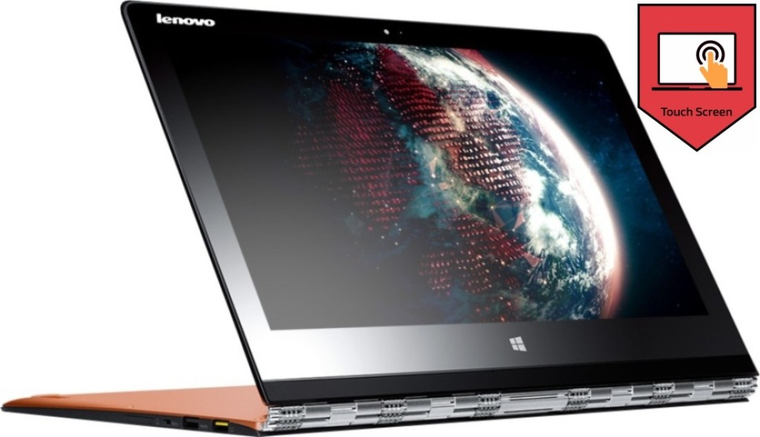 Lenovo Yoga 3 Pro 80HE0138IN Intel Dual Core    8   GB DDR3/Windows 10  Ultrabook available at Flipkart for Rs.120000