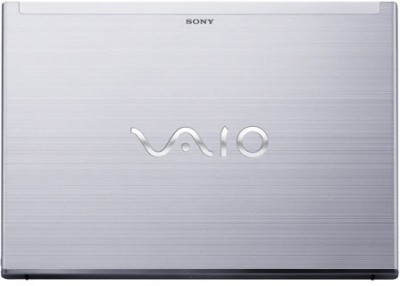 Sony VAIO T Series SVT13113EN Ultrabook Core i3 2nd Generation/4  GB/500   GB SATA + 32   GB SSD/Win 7 Home Basic Silver available at Flipkart for Rs.39900