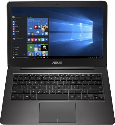 Asus UX305FA-FC008T 90NB06X1-M11270 Intel Dual Core - (4 GB DDR3/Windows 10) Notebook (13.3 inch, Obsidian STone Black)