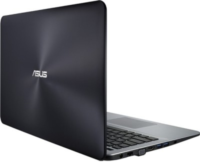 Asus A555LA-XX2064D A Series XX2064D 90NB0652-M32310 Core i3 (5th Gen) - (4 GB DDR3/1 TB HDD/Free DOS) Notebook (15.6 inch, Black)