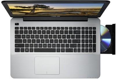 Asus A555LA-XX2064D A Series XX2064D 90NB0652-M32310 Core i3 (5th Gen) - (4 GB DDR3/1 TB HDD/Free DOS) Notebook