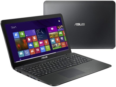 Asus X554LA-XX371H (Notebook) (Core i3 4th Gen/ 4GB/ 500GB/ Win8.1) (90NB0658-M07360) (15.6 inch, Black)