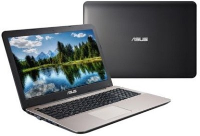 Asus R558UF-XO044T R Series R558EU 90NB09Q1-M00570 Core i5 (6th Gen) - (4 GB DDR3/1 TB HDD/Windows 10/2 GB Graphics) Notebook (15.6 inch, Glossy Dark Brown)