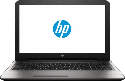 HP APU Quad Core A8 - (4 GB/1 TB HDD/Free DOS/2 GB Graphics) W6T48PA 15-bg001AX Notebook (15.6 inch, Turbo SIlver, 2.19 kg)
