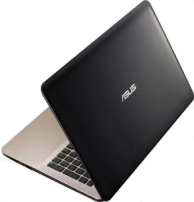 Asus A555LF4 A Series A555LF XX264D Core i3 5010u - (4 GB DDR3/1 TB HDD/Free DOS/2 GB Graphics) Notebook (15.6 inch, Gloosy Dark Brown)