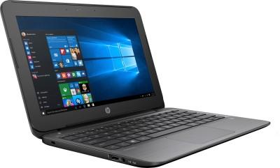 HP Pavilion 11-S002TU W0H98PA Celeron Dual Core - (2 GB DDR3/500 GB HDD/Windows 10 Home) Notebook (11.6 inch, Black)