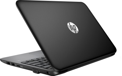 HP Pavilion 11-S002TU W0H98PA Celeron Dual Core - (2 GB DDR3/500 GB HDD/Windows 10 Home) Notebook (11.6 inch, Black)