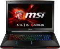 MSI GT72 2QD Dominator G (GTX970M 3GB GDDR5) GT Series GT72 2QD Dominator G GTX 970M 3GB GDDR5 Intel Core I7 (5th Gen) - (8 GB DDR3/1 TB HDD/Windows 8.1/3 GB Graphics) Notebook (17.3 Inch, Black)