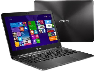 Asus UX305LA-FC006T ZEN BOOK SERIES FC006T 90NB08T1-M02830 Core i5 (5th Gen) - (8 GB DDR3/256 GB HDD/Windows 10) Notebook (13.3 inch, Obsidian STone Black)