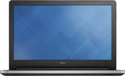 Dell Inspiron 5558 (Notebook) (Core i5 5th Gen/ 8GB/ 1TB/ Win8.1/ 4GB Graph) (5558581TB4S) (15.6 inch, SIlver)