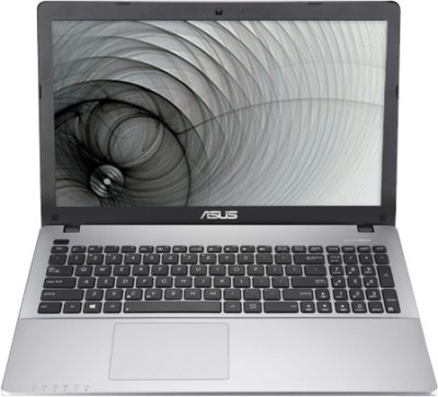 Asus F550CC-CJ979H 90NB00W9-M21400 Core i3 - (4 GB DDR3/500 GB HDD/Windows 8/2 GB Graphics) Notebook (15.6 inch, Dark Grey)