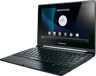View Lenovo IdeaPad A10 (59-388639) Slatebook (Quad Core A9/ 1GB/ 16GB eMMC/ Android 4.2/ Touch) Laptop