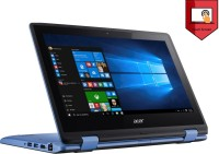 Acer Aspire R11 R3-131T-p4aa NX.G0YSI.001 Pentium Quad Core - (4 GB DDR3/500 GB HDD/Windows 10) 2 in 1 Laptop