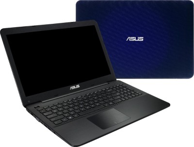 Asus A555LF-XX211D 90NB08H5-M02990 Core i3 (4th Gen) - (4 GB DDR3/1 TB HDD/Free DOS/2 GB Graphics) Notebook (15.6 inch, Glossy Gradient Blue)