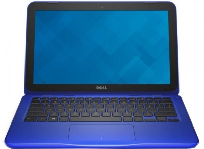 Dell Inspiron 3162 Z569106HIN9 Pentium Quad Core - (4 GB DDR3/500 GB HDD/Windows 10) Notebook (11.6 inch, Blue)