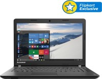 Lenovo IdeaPad 100-14IBD 80RK002UIH Core i3 (5th Gen) - (4 GB DDR3/500 GB HDD/Windows 10) Notebook