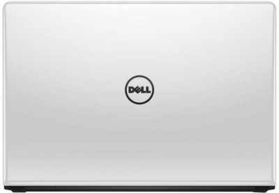 Dell Inspiron 15 5558 5558541TBiW Core i5 (5th Gen) - (4 GB DDR3/1 TB HDD/Windows 8.1) Notebook (15.6 inch, White)