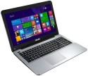 Asus X555LA X Series XX971H Core I3 (5th Gen) - (4 GB DDR3/1 TB HDD/Windows 8.1) Notebook (15.6 Inch, Black)