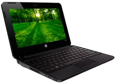 Buy HP Mini 110-3730TU Laptop (1st Gen ADC/ 2GB/ 320GB/ DOS): Computer