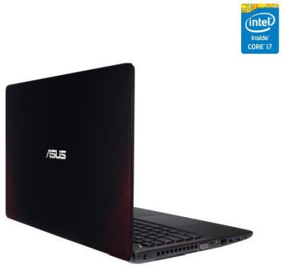 Asus R510JX-DM230T 90NB08XJ-M03330 Core i7 (4th Gen) - (8 GB DDR3/1 TB HDD/Windows 10/2 GB Graphics) Notebook (15.6 inch, Glossy Black)