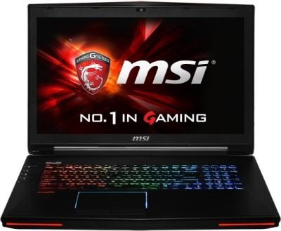 MSI Dominator Pro GT72 2QE GTX 980M Core i7 (4th Gen) - (8 GB DDR3/1 TB HDD/Windows 8.1/8 GB Graphics) Notebook (17.3 inch, Black)