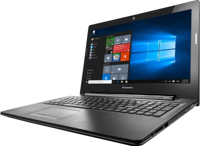 Lenovo G50-80 80E5038PIN Intel Core - (8 GB DDR3/1 TB HDD/Windows 10/2 GB Graphics) Notebook (15.6 inch, Black)