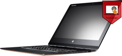 Lenovo Yoga 3 Pro Notebook  Dual Core/ 8  GB/ Win8.1/ Touch   80HE00PCIN  available at Flipkart for Rs.117989