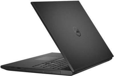Dell Inspiron 3541 Notebook (APU Quad Core A6/ 4GB/ 500GB/ Win8.1/ 2GB Graph) (15.6 inch, Black)