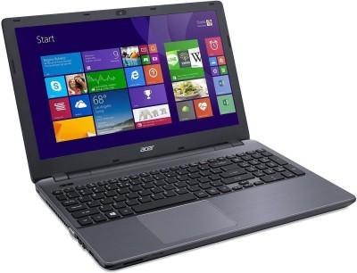 Acer E5-573 Aspire E5-573/NX.MVHSI.027 NX.MVHSI.027 Core i3 - (4 GB DDR3/1 TB HDD/Linux/Ubuntu) Notebook (15.6 inch, Charcoal Gray)