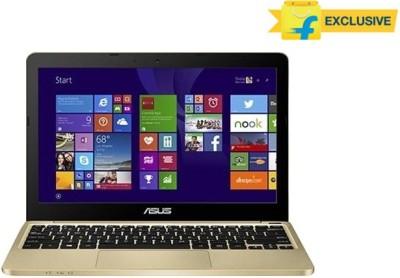 Asus EeeBook X205TA Notebook (4th Gen Atom Quad Core/ 2GB/ 32GB EMMC/ Win 8.1/Office 365) (11.49 inch, Gold)