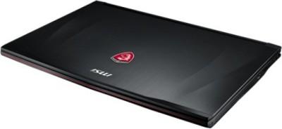 MSI 6QF Apache Pro GE Series GE62 6QF 6QF Core i7 (6th Gen) - (16 GB DDR4/1 TB HDD/Windows 10 Home/3 GB Graphics) Notebook (15.6 inch, Black)