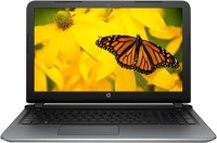 HP 15-ac149TX P6L84PA#ACJ Core i3 (5th Gen) - (8 GB DDR3/1 TB HDD/Free DOS/2 GB Graphics) Notebook