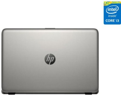 HP 15-ac149TX P6L84PA#ACJ Core i3 (5th Gen) - (8 GB DDR3/1 TB HDD/Free DOS/2 GB Graphics) Notebook (15.6 inch, Turbo SIlver)