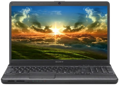 Buy Sony VAIO VPCEG38FN Laptop (2nd Gen Ci5/ 4GB/ 500GB/ Win7 HP/ 1GB Graph): Computer