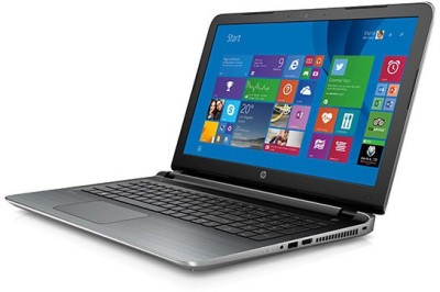 HP Pavilion 15 AB 216tx (N8L65PA) Core i5, 5th Gen - (4 GB DDR3/1 TB HDD/Windows 10 Home/2 GB Graphics) Notebook (15.6 inch, Natural SIlver)