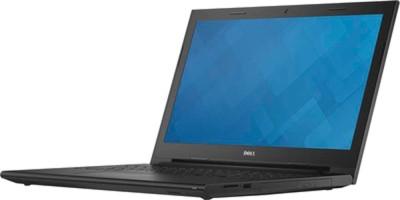 Dell Inspiron 15 3541 3541A64500iBU APU Quad Core A6 - (4 GB DDR3/500 GB HDD/Ubuntu) Notebook