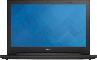 Dell Inspiron 15 3541 3541A64500iBU APU Quad Core A6 - (4 GB DDR3/500 GB HDD/Ubuntu) Notebook (15.6 inch, Black)