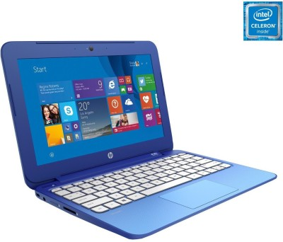 HP Stream 13-C019TU K8T73PA Celeron Dual Core - (2 GB DDR3/32 GB EMMC HDD/Windows 8.1) Notebook