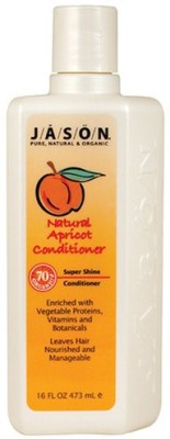 Jason Super Shine Apricot Conditioner Pack of 3