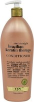 OGX Ever Straight Brazilian Keratin Therapy Conditioner (750 Ml)