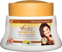 Veola Hammam Zait Hot Oil Conditioner (Garlic Extract & Lemon Oil) (250 Ml)
