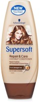 Schwarzkopf Supersoft Repair & Care Coconut Shampoo (400 Ml)